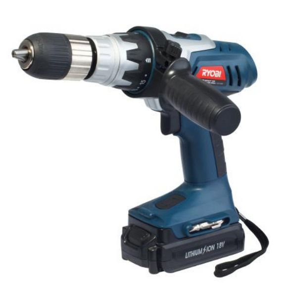 Drill Driver Impact Function 18V L-Ion + 13B/Set