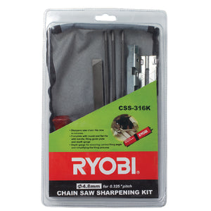 Chain Saw Sharpening Kit 3/16""