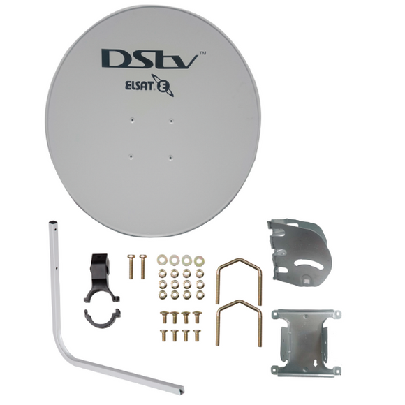 80cm Satellite Dish Installation (Mini Kit)