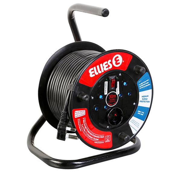 30M Extension Reel With Surge (1.5MM)