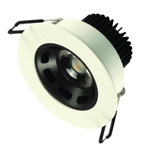 9W LED Recessed Spotlight 4000K - Cool White