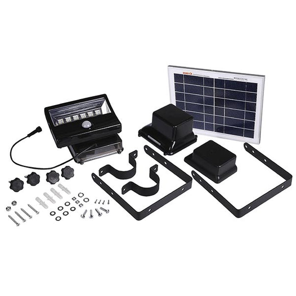 LED Floodlight Solar Kit 4200 Lumen 50W