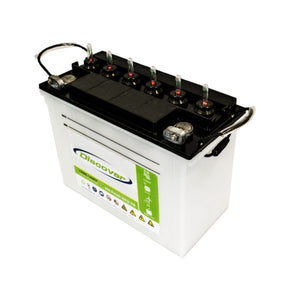 Discover Battery Tubular Flooded RE Series - 105Ah