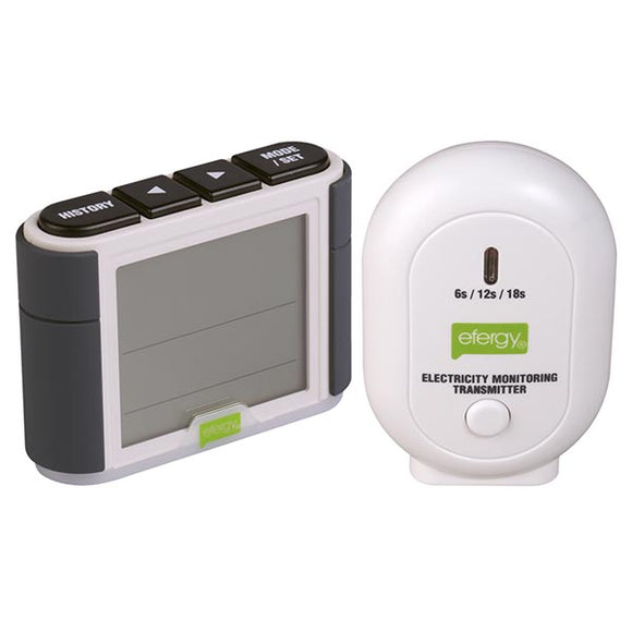 Efergy Energy Monitor (Elite Wireless Energy Monitor)