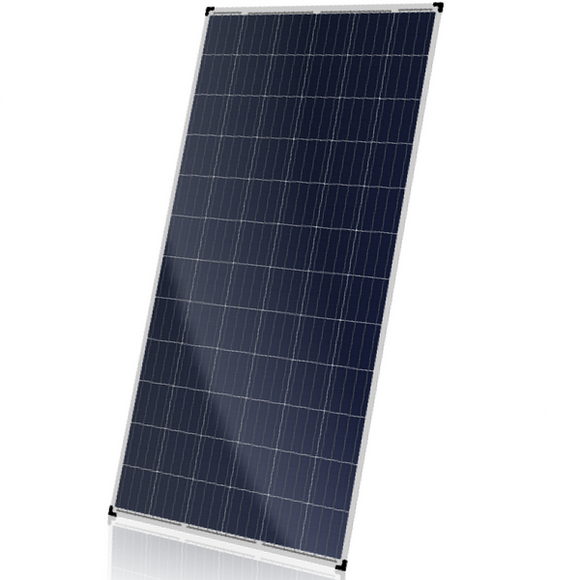 270W Canadian Glass Solar Panel - Polycrystalline