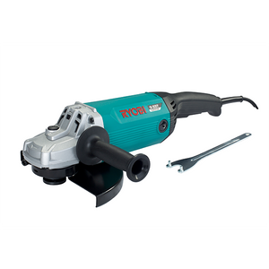 Angle Grinder 230Mm 2200W W/ Cut Off Brushes 5Yr