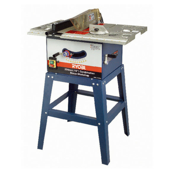 TABLE SAW 254MM 1500W 15,9MM BORE WITH LEGS