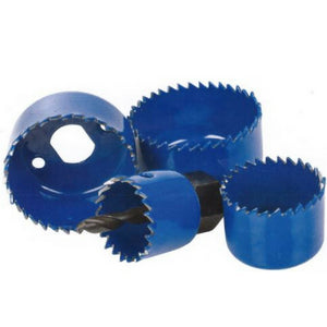 Holesaws Bi Metal Short Series 22mm