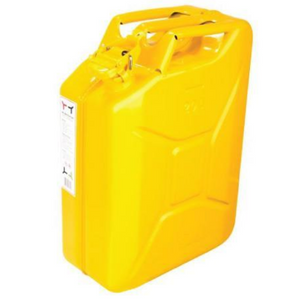 Jerry Can, 20L Diesel (Yellow) With S/Pin