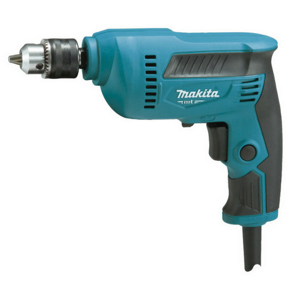 Makita MT 10mm Rotary Drill 450W Geared Chuck - Variable Speed