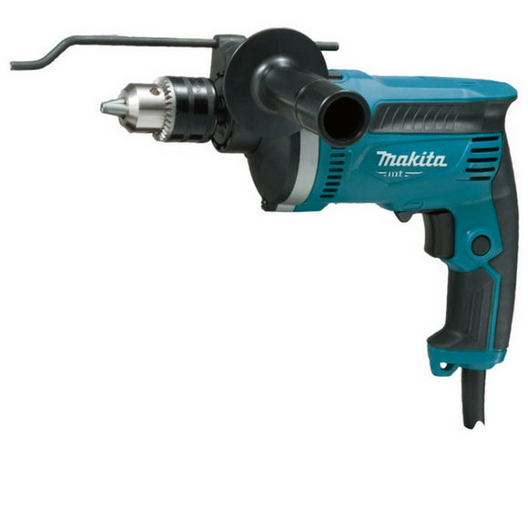 Makita MT 13mm Impact Drill 710W R+L Geared Chuck - Variable Speed