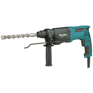 Makita MT 26mm Sds-Plus Rotary Hammer 800W 3 Mode Action