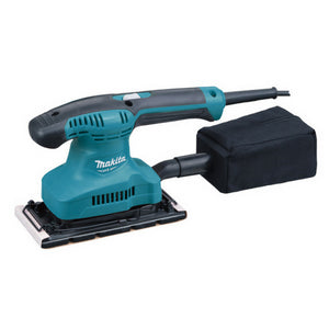 Makita MT Finishing Sander 190W (Built-in Dust Extraction System)