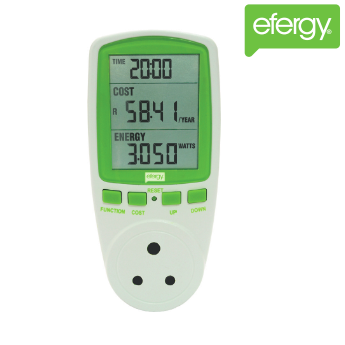 Efergy Energy Monitoring Socket