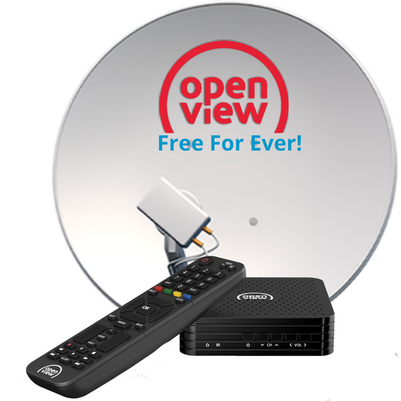OVHD Decoder with Installation (Joburg Only)