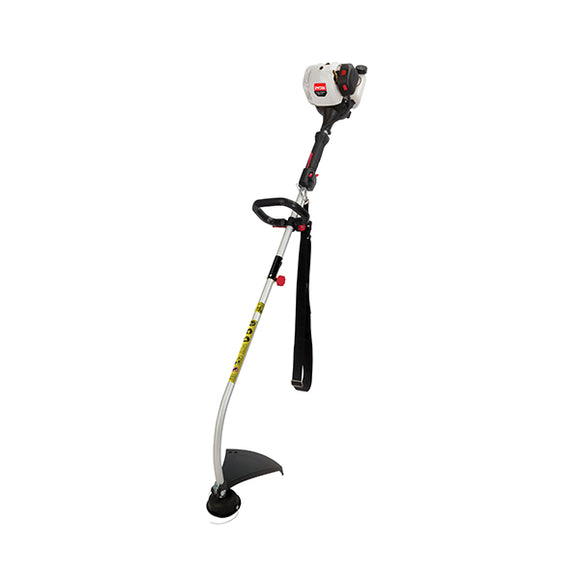 Line Trimmer, 26Cc 4-Stroke With Bent Shaft