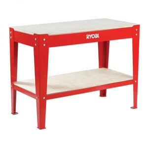 Work Bench with Shelf 1200L X 600W X 900H MM RWB-1200