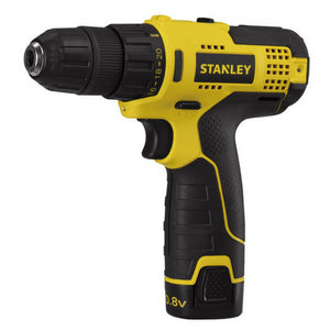 Stanley 10.8V Li-Ion Compact Drill