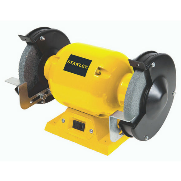 Stanley 373W 152mm Bench Grinder