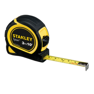Stanley Tylon™ Tape Rules 3M X 13mm