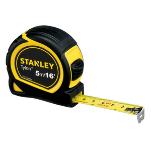 Stanley Tylon™ Tape Rules 5M X 19mm
