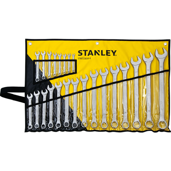 Stanley 23 Pieces Combination Wrench Set