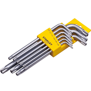 Stanley 7 Piece Short Spheric-Head Hex Key Set