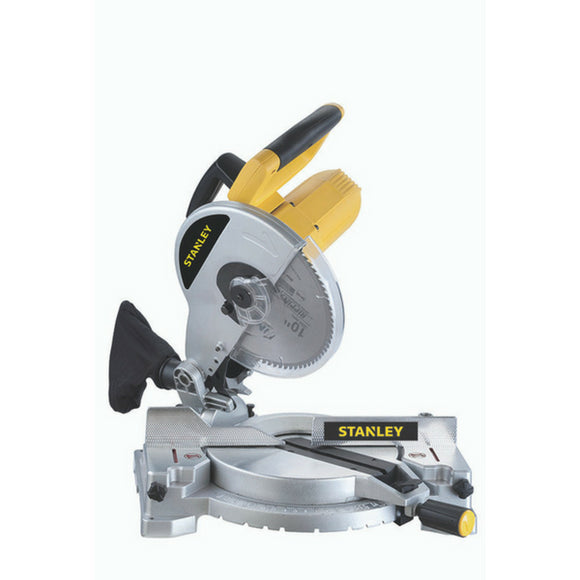 Stanley 1500W 254mm Compound Mitre Saw
