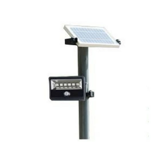 LED Floodlight Solar Kit 4200 Lumen 16W