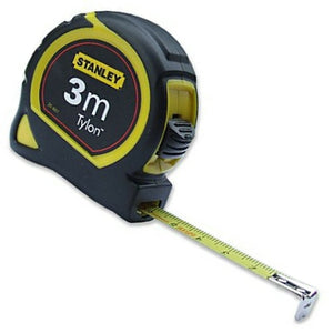 Stanley Tylon Tape Measure with Anchor 3M x 13mm