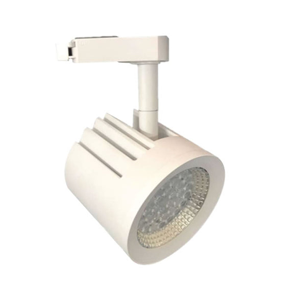 Track Light – 30W Cool White – White