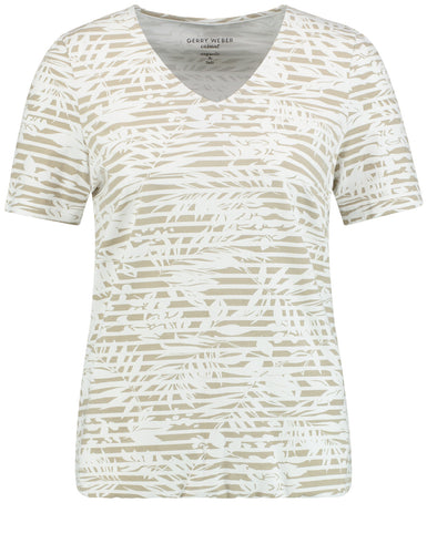 V-neck Top - ELIZABETH SCHINDLER