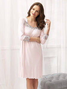 Vanilla Night Day nightgown