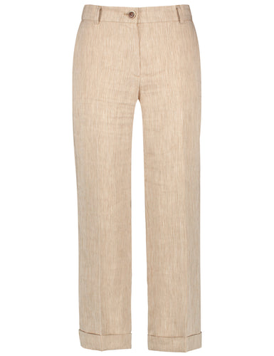 Cropped Trousers - ELIZABETH SCHINDLER