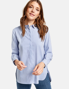 NEW! Blouse with pinstripes - ELIZABETH SCHINDLER