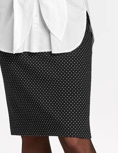NEW! Skirt with Dots - ELIZABETH SCHINDLER