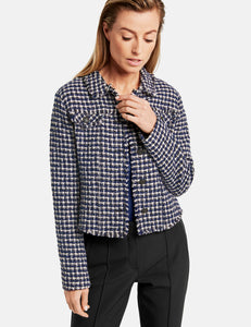 Tweed Jacket - ELIZABETH SCHINDLER