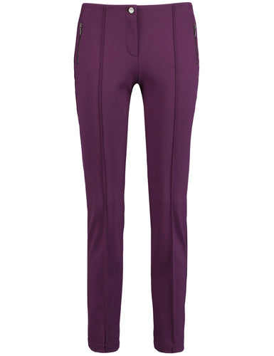 DeLuxe Pant - Dark Purple