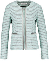 Zippered Jacket - ELIZABETH SCHINDLER