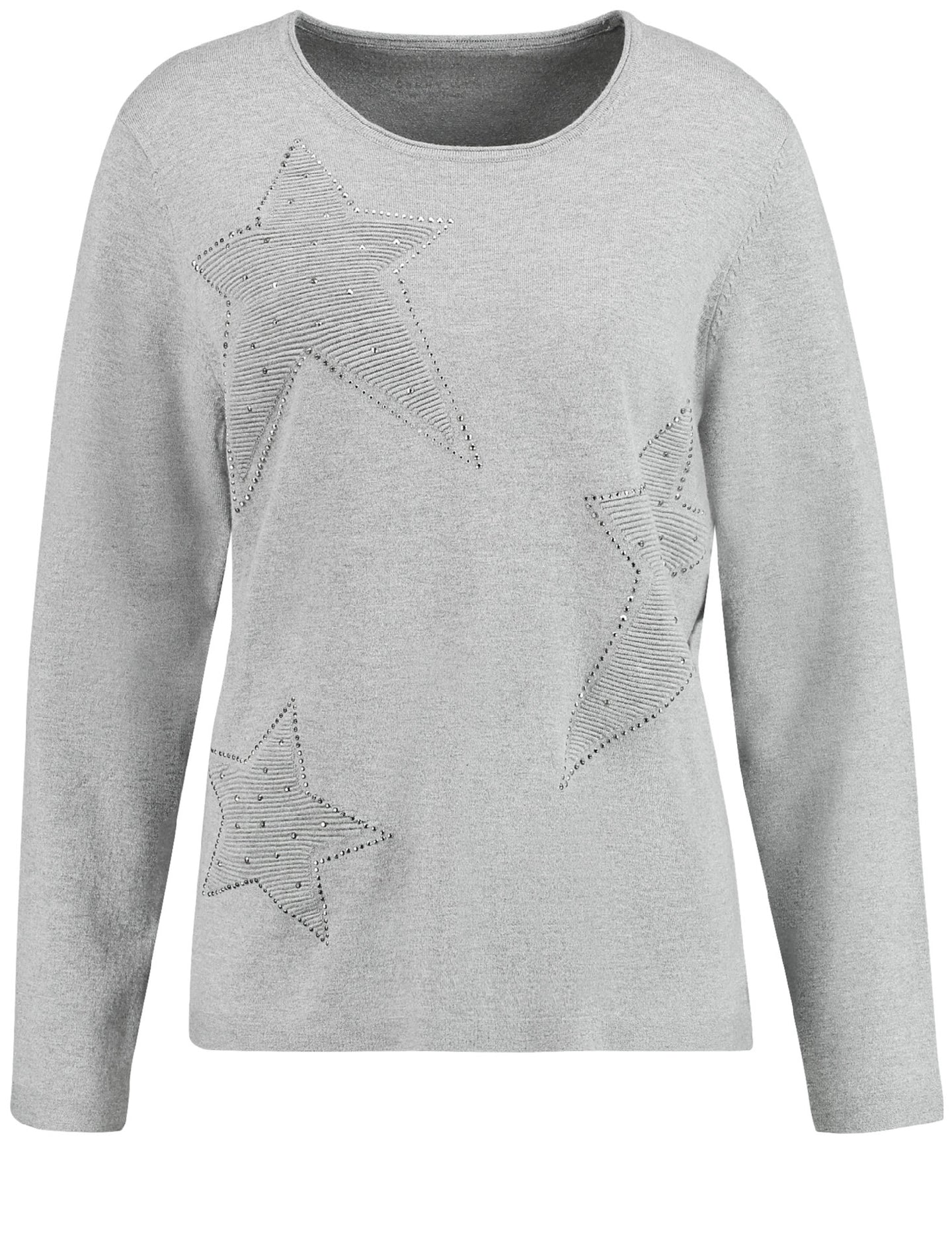 Pullover with Stars
