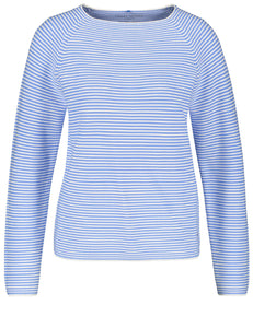 NEW! Cotton Pullover - ELIZABETH SCHINDLER