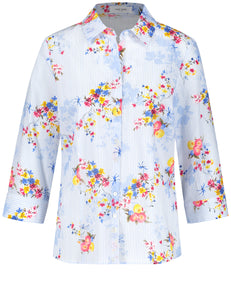 NEW! Cotton Blouse - ELIZABETH SCHINDLER