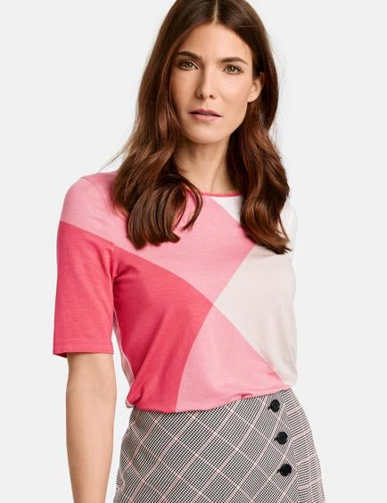 Short-sleeve Top - ELIZABETH SCHINDLER