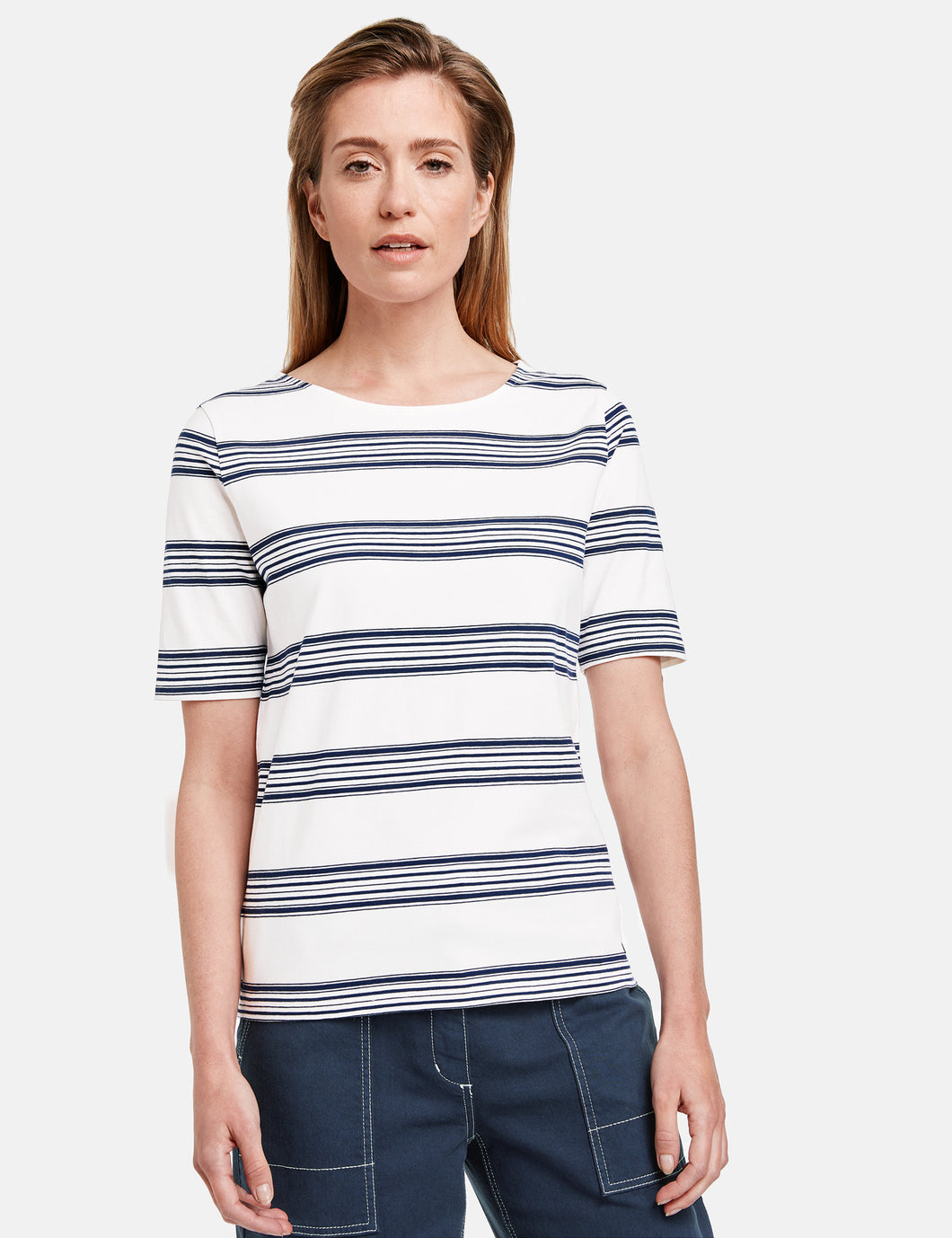 Top with Stripes