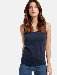 Sleeveless Top - ELIZABETH SCHINDLER