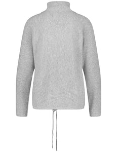 Pullover with Drawstring