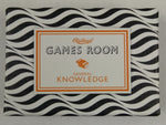 Ridley's Games Room General Knowledge Quiz