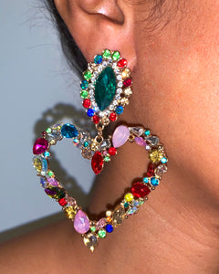 Candace Earrings {view}