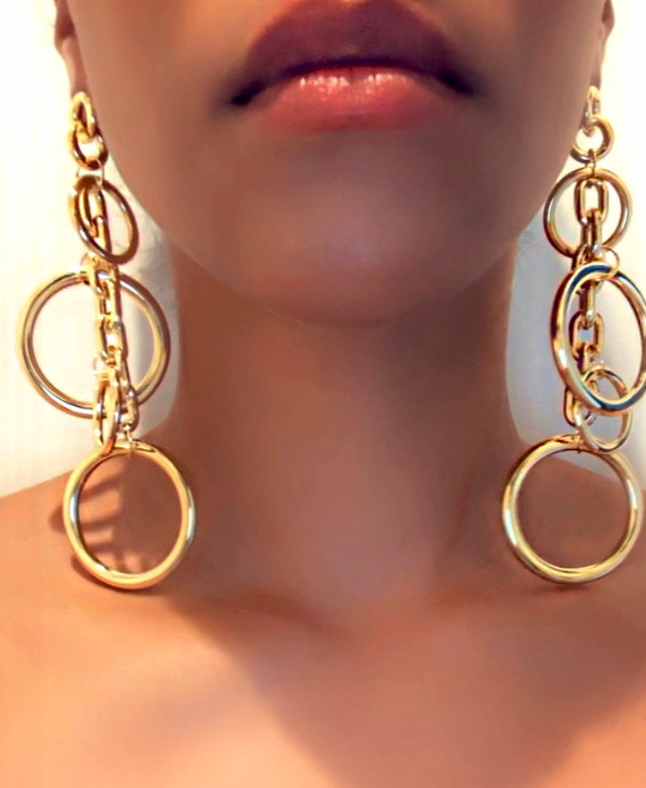 Osana Earrings {view}