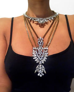 Ziya Necklace {view}